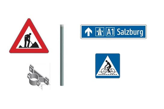 Baustellensicherung Produktkategorie